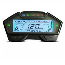 Motorrad Tachometer LCD Digital Drehzahlmesser Zaddox RXS B-Ware