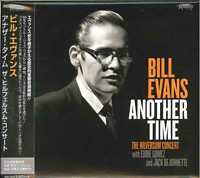 BILL EVANS-ANOTHER TIME: THE HILVERSUM CONCERT-IMPORT CD WITH JAPAN OBI F32