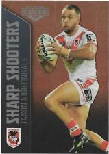 2018 NRL Elite Sharp Shooters (SSH 25) Jason NIGHTINGALE Dragons