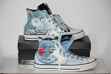 Converse All Star Chuck Taylor Mr. Freeze - Batman - US Mens 5, Wm 7, UK 5 - NEW
