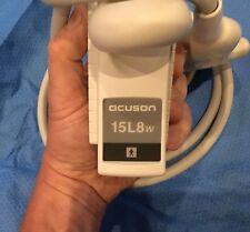 Siemens Acuson 15l8w Ultrasound Transducer Probe