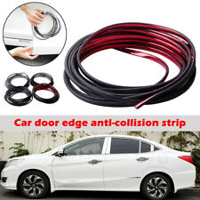 16ft Car Door Edge Trim Molding Seal Strip Scratch Protector Guard Decor Red