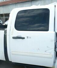 07 08 09 10 11 12 13 CHEVROLET SILVERADO 1500 PASSENGER/RIGHT REAR DOOR OEM
