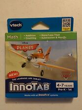 Vtech InnoTab Learning Cartridge 4-7 Years Disney Planes