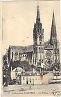 28 - cpa - Cathédrale de CHARTRES - Les flèches ( i 403)