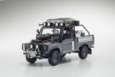 "Kyosho Land Rover Defender Movie Edition ""Tomb Raider"" 1/18"