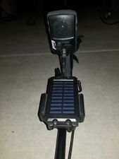 Minelab Equinox Metal Detector Usb Solar Battery Bank Flashlight with Pole Mount