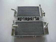 aluminum radiator Honda CRF 450 R 2005-2008 2006 2007