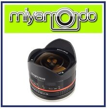 Samyang 8mm F/2.8 Fisheye for Fuji X Mount