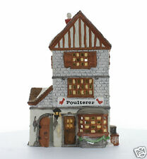 Department 56 Dickens' Village Collectible Poulterer 1988 #59269