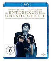 Blu-ray ° Die Entdeckung der Unendlichkeit ° NEU & OVP ° BluRay