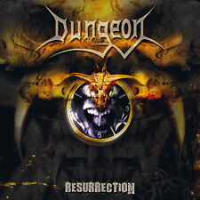 DUNGEON - Resurrection CD 2005 Reissue Power Metal from Australia LORD