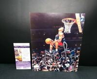 STEVE FRANCIS HOUSTON ROCKETS NBA SIGNED 8X10 PHOTO W/JSA COA T38732