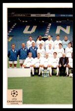 Panini Champions League 2000/2001 (Finale) - Leeds United Team (1 of 2) No. 89