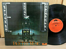 """Electric Light Orchestra 33 rpm Philippines 12"""" LP EP ELO face the music"""
