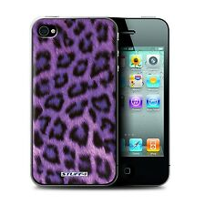 STUFF4 Phone Case for Apple iPhone Smartphone/Leopard Animal Skin/Print/Cover