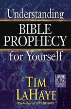 HC/DJ Understanding Bible Prophecy for Yourself by Tim LaHaye