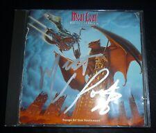 More details for meatloaf-hand signed  cd