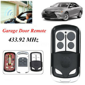 Universal Garage Door Remote Control Key For Chamberlain Liftmaster Motorlift