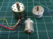 Nakamichi Cassette Deck Complete Motor Set for 482Z / 582Z / ZX7 / LX5 & Others
