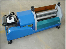 Automatic Gluing Machine 40cm Glue Coating Machine for paper, Leather, Wood
