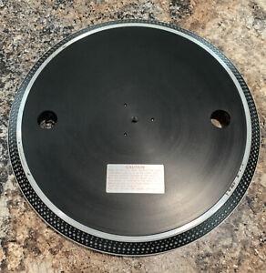 Technics SL-1200MK2 - SL-1210MK2 Turntable Platter (Good Condition)