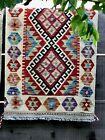 vintage wool kilim rug, brand new, 3.2x2