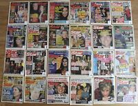 Tabloid Magazine Star Vintage and Old PICK your MAGazine/paper Gossip!!