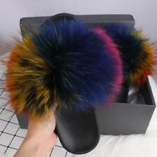 Fox Furry Slippers/Slides