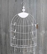Garderobe Notizhalter Fotohalter 68cm Vogelkäfig Pinnwand Magnettafel Wanddeko