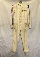 Vtg F1 1970 Auto World FORMULA 1 McLaren Nomex Race Suit Can-Am Mosport Car 54