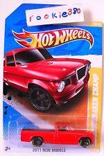 2011 Hot Wheels NEW MODELS #29/50 ∞ '63 STUDEBAKER CHAMP ∞ USLC ∞ RED VARIANT
