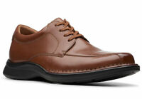 Clarks Men's Kempton Run Tan Leather oxfords-shoes