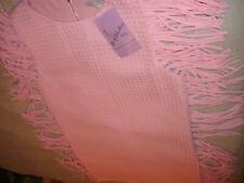 NWT English Factory Fringe Dress Lined size Small Pink (B171)