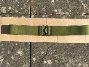 New British Military Working Dress Belt S,M,L,XL,XXL Army ACF CCF Cadets RAF