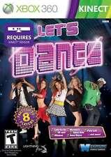 Let''s Dance Xbox 360 New Xbox 360, Xbox 360