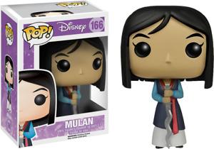 Mulan - Mulan Pop! Vinyl