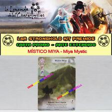 LEYENDA DE LOS CINCO ANILLOS LCG - Místico Miya (Miya Mystic) PROMO STRONGHOLD