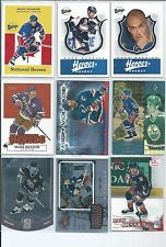 Mark Messier  NY Rangers  30-Lot  Inserts Parallel Oddball w/High End & SP Lot-2