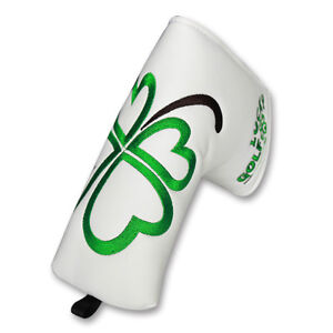 Clover Magnetic Golf Putter Cover Fits  Scotty Cameron Ping Blade Odyssey Bucket