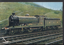 "Railways Postcard - North British Railway Locomotive 256 ""Glen Douglas""  RR1455"