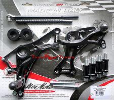 Commandes Reculées Valter moto T1 Ducati Monster S4r / S2R 03 08 Ped016
