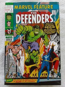 Defenders Omnibus Vol. 1 (Marvel, 2021) Neal Adams cover (Hardcover)