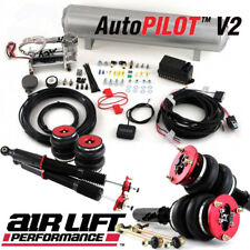 "BMW 3 Series E46 Digital V2 Air Complete Air Suspension 1/4"" Kit"