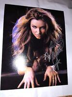 Maria autographed PHOTO 8x10 Signed Sexy Diva WCW WWE WWF NWA #2