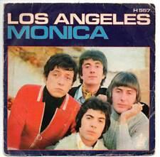Los Angeles - Mónica / Te presenti - Hispavox 1970
