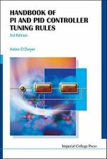 Handbook of Pi and Pid Controller Tuning Rules: By Aidan O'Dwyer