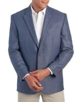 Ralph Lauren Mens Slate Blue Blazer Sports Coat Jacket NWT $300 Size 38 R