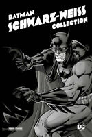BATMAN SCHWARZ-WEISS COLLECTION HC deutsch BLACK + WHITE Omnibus DELUXE EDITION