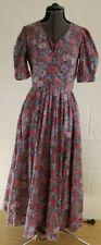 Vintage Laura Ashley Floral Dress Size UK10 (Hospiscare)